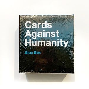Cards Against Humanity Blue Expansion Box